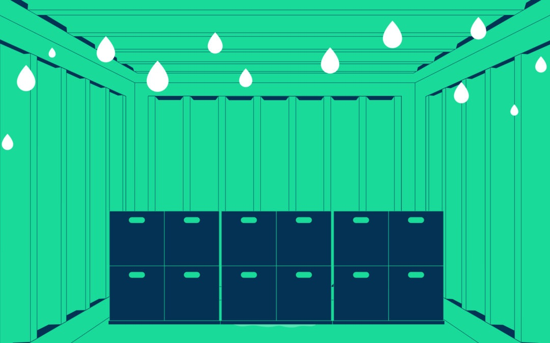 What is container rain ?
